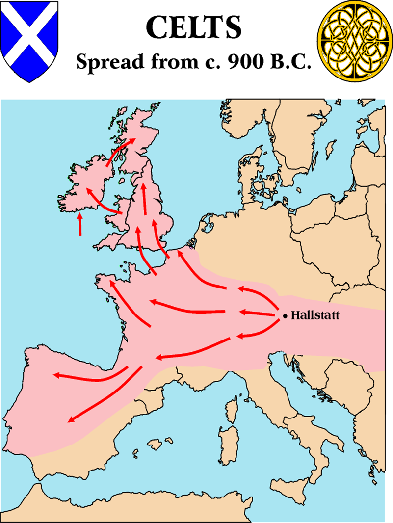Celts_Migration