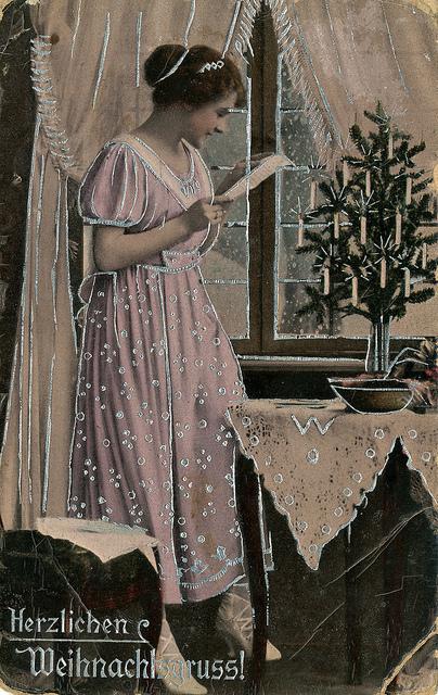 HerzlichenWeihnachtsgruss1917